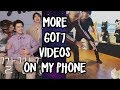 Download Video Download Apparently I have 500 MORE Got7 videos on my phone now so here are the best ones [Phone Vids #4] 3GP MP4 FLV