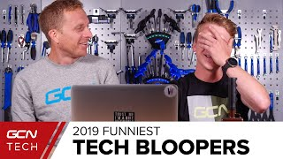 The Funniest GCN Tech Bloopers Of 2019