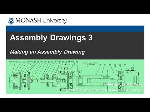 Assembly Drawings 3