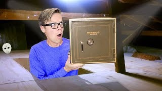 Found New Mysterious SAFE above our House! (Clues & GAME MASTER Plans into Underground Tunnel)