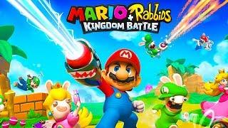 Mario + Rabbids Kingdom Battle!