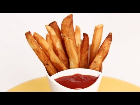 Homemade French Fries Recipe - Laura Vitale - Laura in the Kitchen Episode 593