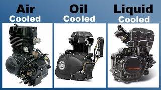 Air cooled VS Oil cooled VS Liquid cooled - कौन सा सबसे अच्छा है ? || Explorers || (हिन्दी)