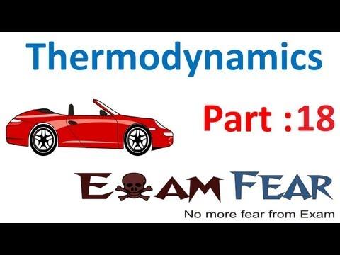 Physics Thermodynamics part 18 (Carnot Engine) CBSE class 11