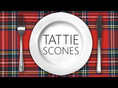 Scot Scran - TATTIE SCONES