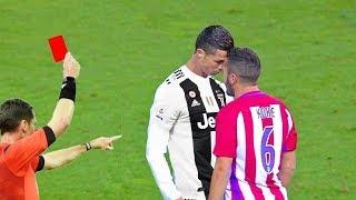 Cristiano Ronaldo Sinirlenince Neler Olduğuna Bakın!