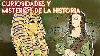 CURIOSIDADES y MISTERIOS de la HISTORIA   Draw My Life