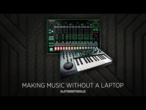 Fun Ways To Produce Dance Music: Without a Laptop