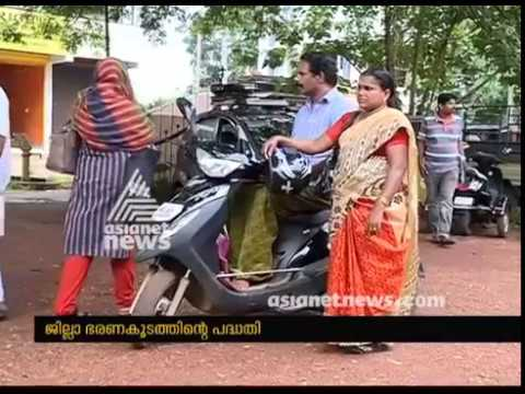 Kozhikode Motor vehicle department conduct camp for license test for differently abled persons