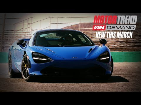 New This March 2018 on Motor Trend OnDemand