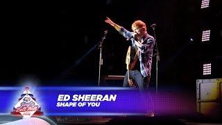 Ed Sheeran  Shape Of You  Live At Capitals Jingle Bell Ball 2017