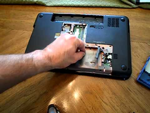 Replacing cooling fan of HP Pavilion G6-2235us - part 1