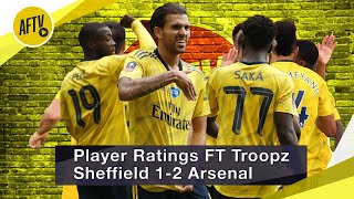 """We're Winning Away""  -  Player Ratings Ft Troopz 