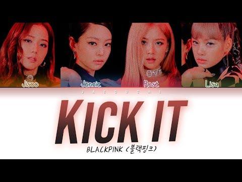 Xxx Mp4 BLACKPINK Kick It Color Coded Lyrics Eng Rom Han 가사 3gp Sex