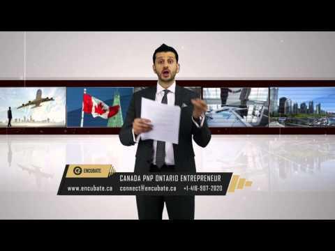Canada PNP Investor Immigration (Ontario) - Episode 47