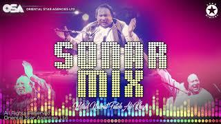 Sonar Mix   Nusrat Fateh Ali Khan   complete full version   OSA Worldwide
