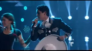 La Voz Kids | Jesús Esquer canta 'Besame Morenita' La Voz Kids