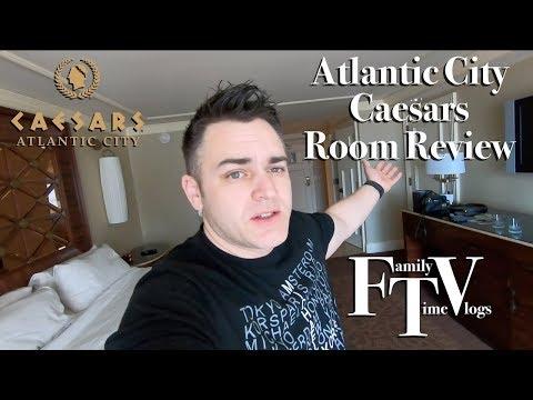 Atlantic City Caesars Room Review Ocean Front!