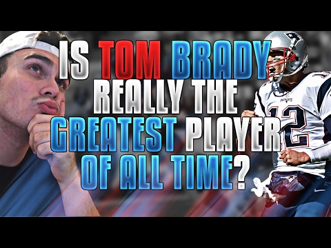 IS TOM BRADY THE BEST PLAYER IN NFL HISTORY? CRAZIEST SUPER BOWL EVER   MADDEN 17 ULTIMATE TEAM