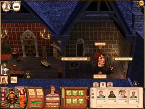 The Sims Medieval: Heir to the Throne - Part 8