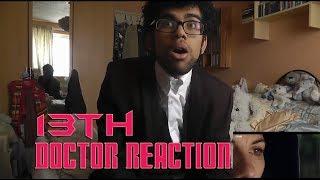 Meet the Thirteenth Doctor - Reaction!