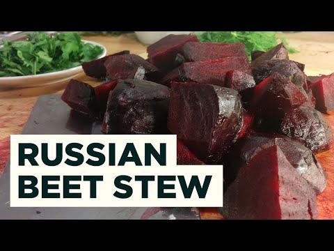 Borscht! Russian Beet Stew