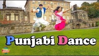 Punjabi Dance | Rahim Pardesi