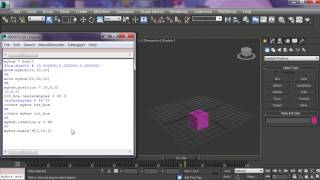 3ds Max Tutorial Now Available: Automating Tasks Using MAXScript