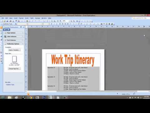 How to Convert Microsoft Publisher Files to High Resolution ... : Microsoft Graphic Design Programs