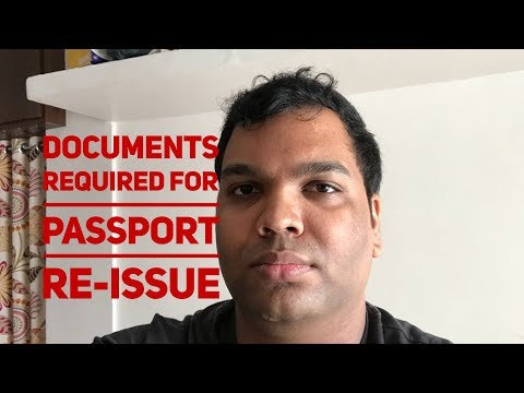 Are Non-ECR/ECNR Documents Required for Passport Reissue?