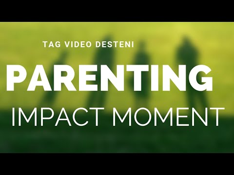 TAG Video:  Parenting - This moment had a Massive IMPACT on me.