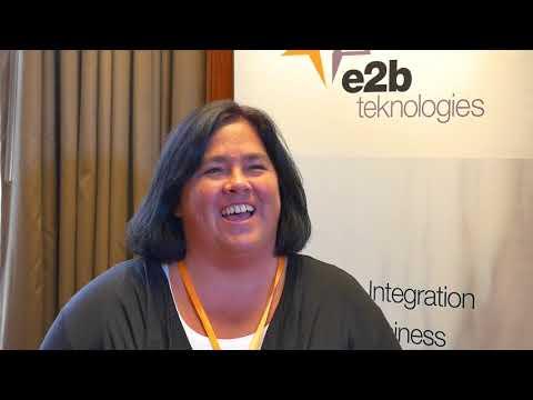 Tiedemann Bevs - e2b teknologies Customer Testimonial