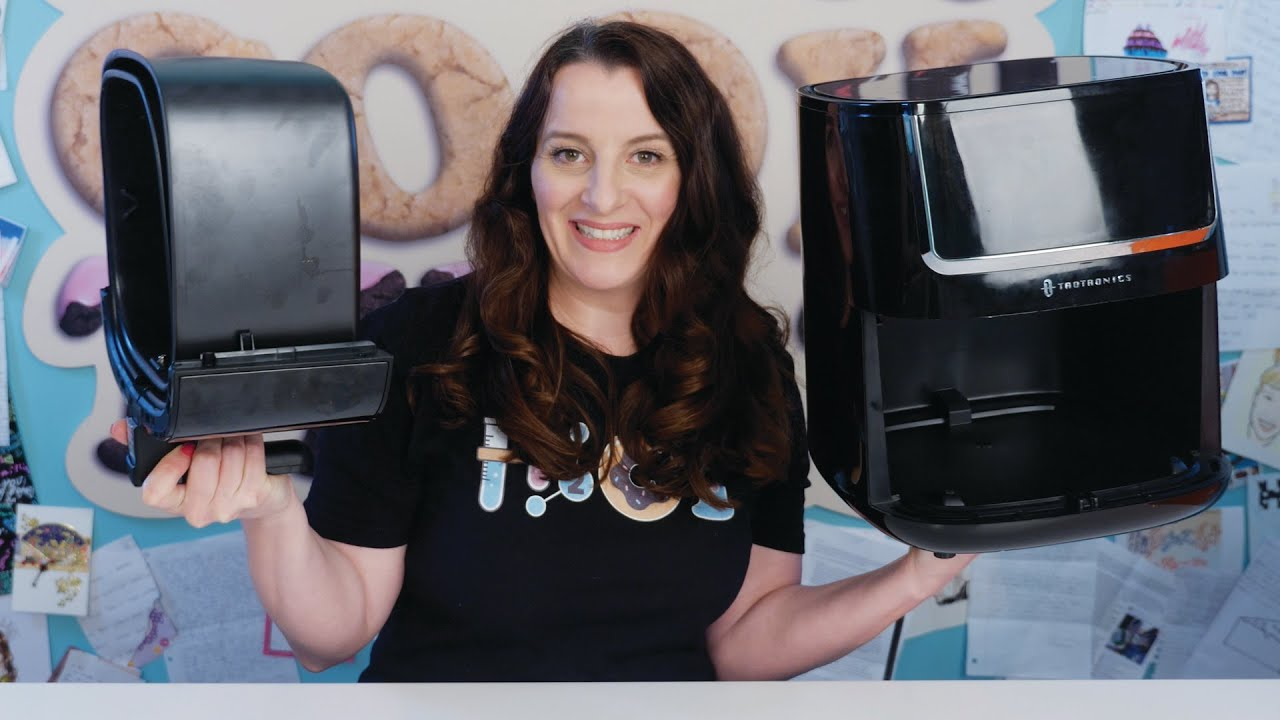 Is an AIR FRYER worth the money? | How To Cook That Ann Reardon