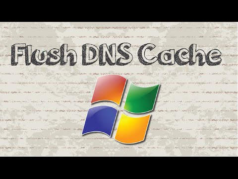 How to flush dns on Windows 7 & Windows 8