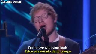 Ed Sheeran - Shape Of You「Lyrics + Sub Español」  By Carolina Amao
