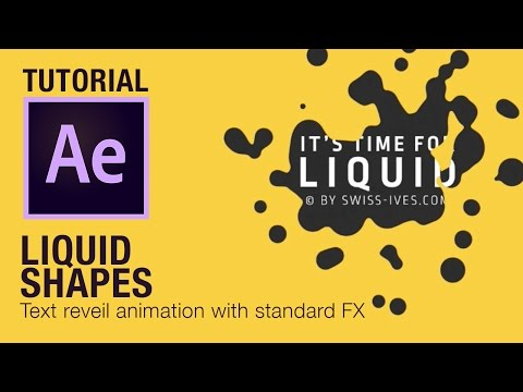 After Effects Liquid Shape - QuickTipp