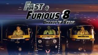 Fast & Furious 8 Bhaade Ka Badla music HD 1080p