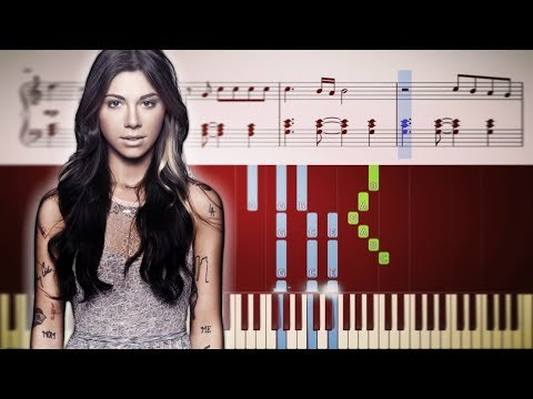 A Thousand Years Christina Perri Very Easy Piano Tutorial Note