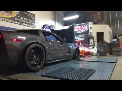 The internet's most anticipated C6 Corvette build hits the dyno, Finally. C6 build part 55