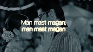 Man Mast Magan Song Arijit Singh Chinmayi Sripada2 States 2014 Arjun Kapoor Alia Bhatt