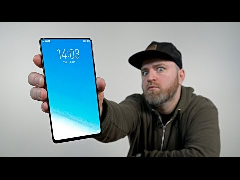 The True All-Screen Smartphone is Here...