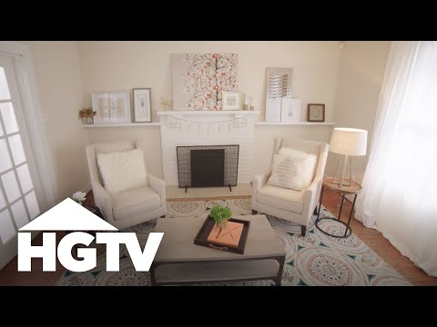 DIY Floating Shelves on a Budget - HGTV