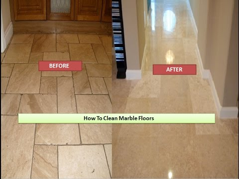 How to Clean Marble Floors – The Best Stain Removal Guide