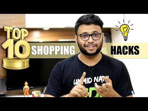 TOP 10 - SHOPPING HACKS | MONEY SAVING TIPS