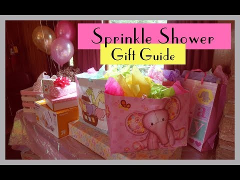 What We Received at Our Sprinkle Shower   Baby Shower Gifts