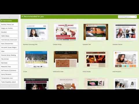 GoDaddy Website Builder Review & Tutorial