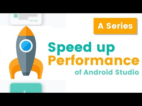How To Speed Up Android Studio | 30% Speed Can Be Increased | Saves Battery Backup