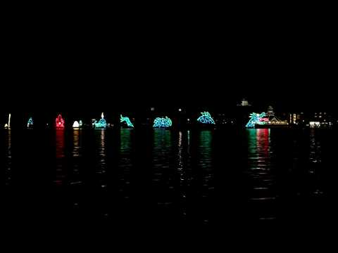 Electric Water Pageant - Walt Disney World Magic Kingdom area resorts!