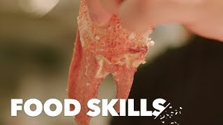 How to Eat a Lobster Like a Pro | Food Skills