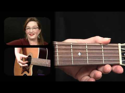 Acoustic Fingerpicking the Guitar, Step-by-Step. Lesson 1